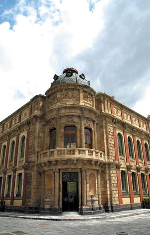 La ciudad de frente for Palacio de los azulejos mexico